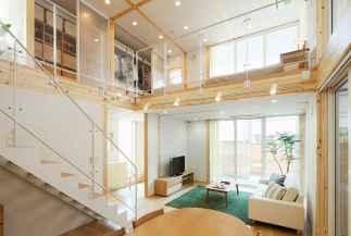 100 Stunning Farmhouse Master Bedroom Decor Ideas (67)