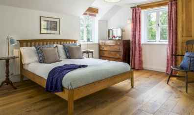 100 Stunning Farmhouse Master Bedroom Decor Ideas (70)