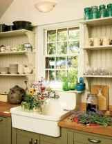 110 Amazing Farmhouse Kitchen Decor Ideas (27)