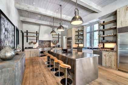 110 Amazing Farmhouse Kitchen Decor Ideas (5)