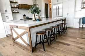 110 Amazing Farmhouse Kitchen Decor Ideas (56)