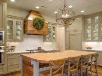 110 Amazing Farmhouse Kitchen Decor Ideas (6)
