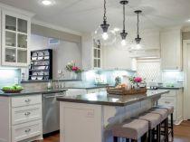 110 Amazing Farmhouse Kitchen Decor Ideas (7)