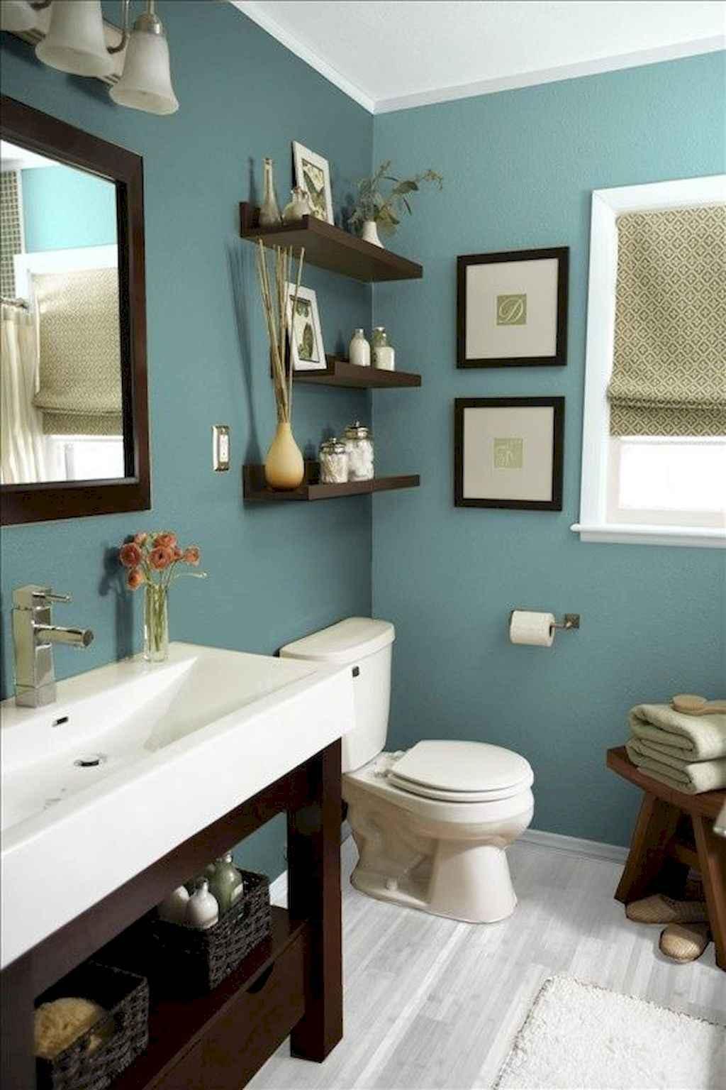 111 Brilliant Small Bathroom Remodel Ideas On A Budget (11)