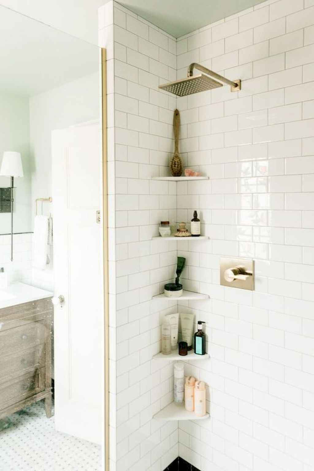 111 Brilliant Small Bathroom Remodel Ideas On A Budget (17)