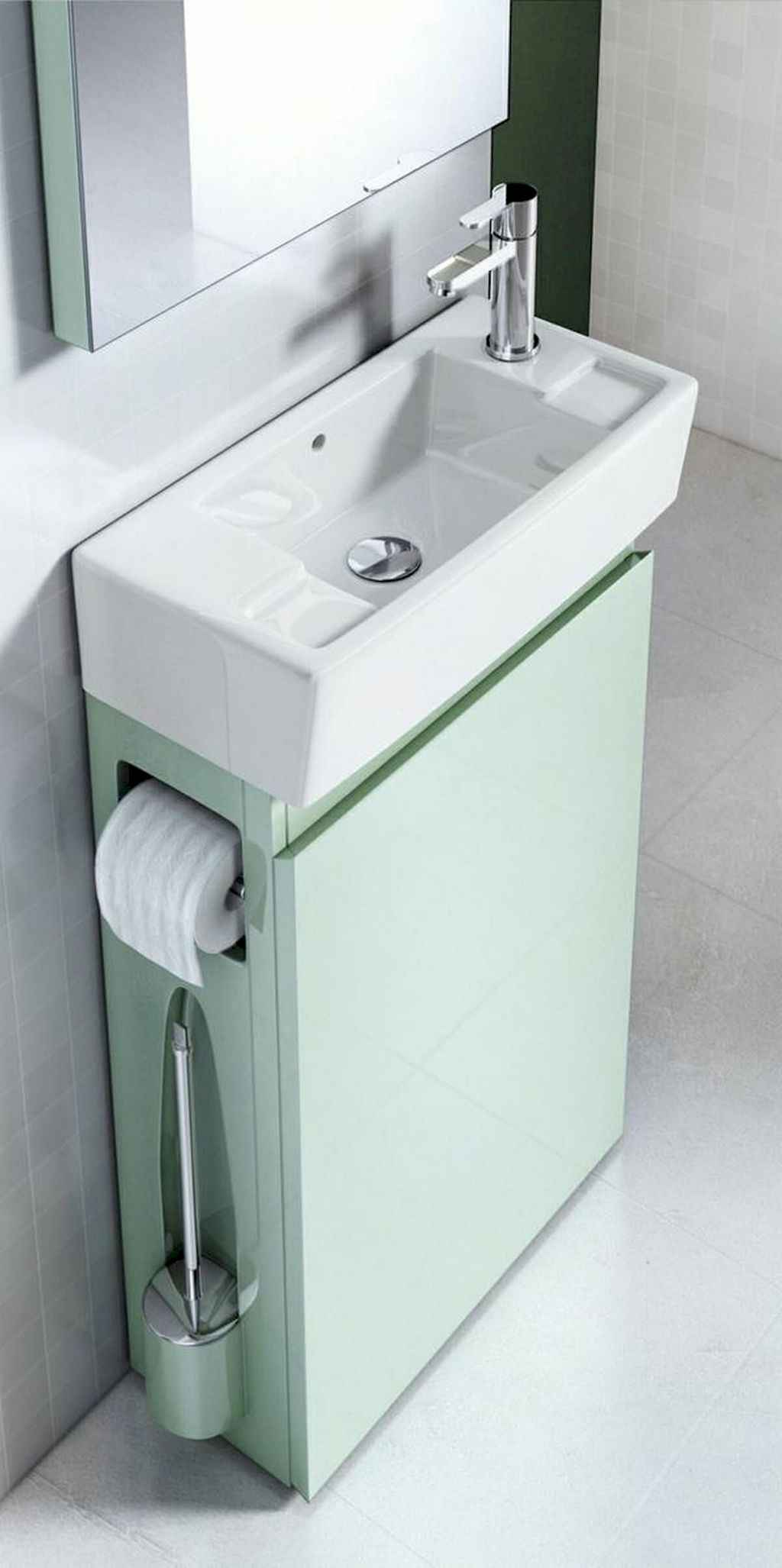 111 Brilliant Small Bathroom Remodel Ideas On A Budget (21)