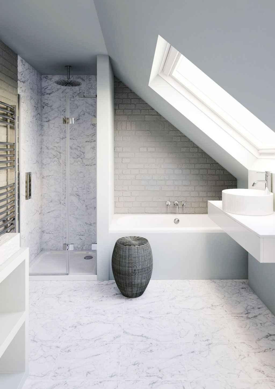 111 Brilliant Small Bathroom Remodel Ideas On A Budget (33)