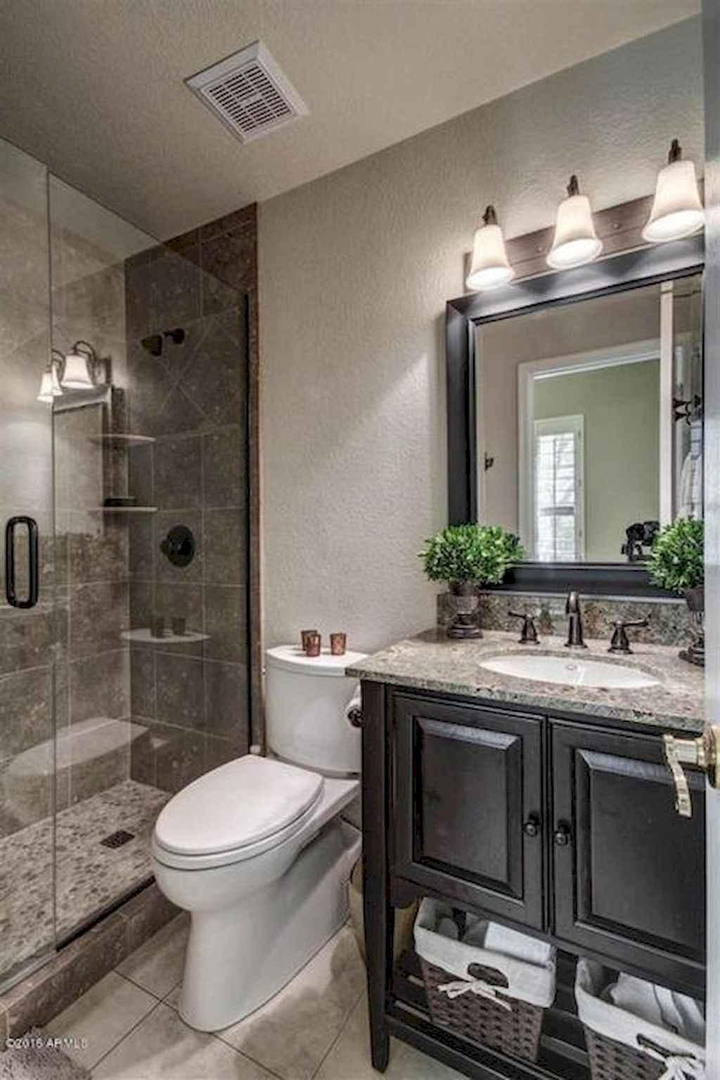 111 Brilliant Small Bathroom Remodel Ideas On A Budget (5)