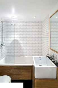 111 Brilliant Small Bathroom Remodel Ideas On A Budget (58)