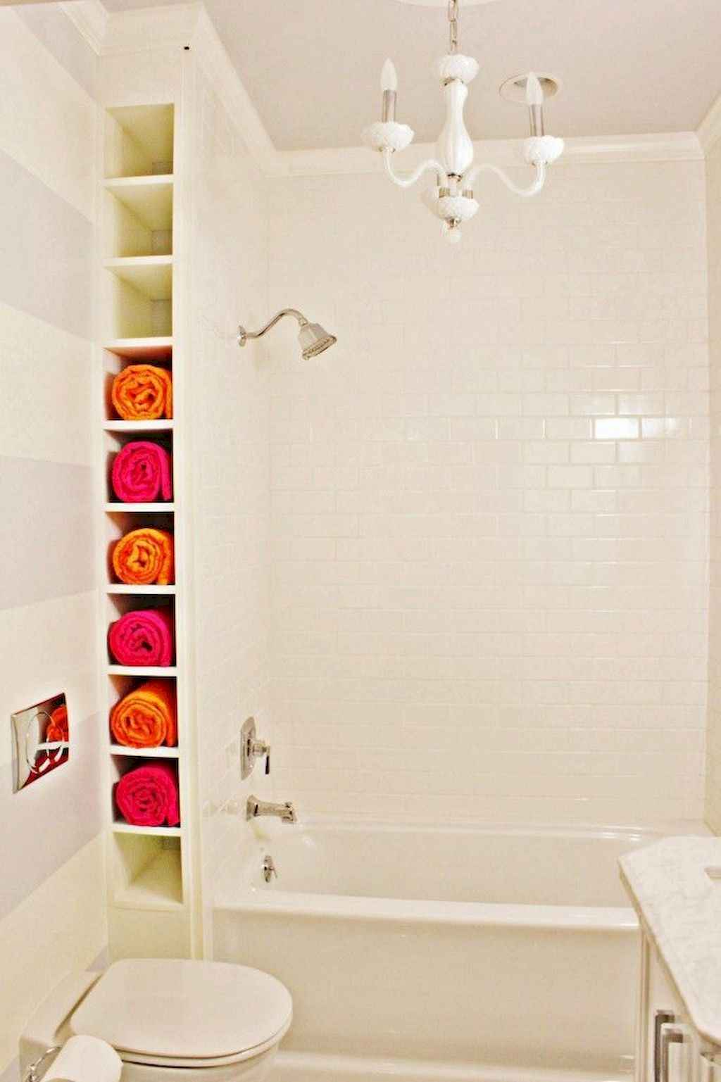 111 Brilliant Small Bathroom Remodel Ideas On A Budget (61)