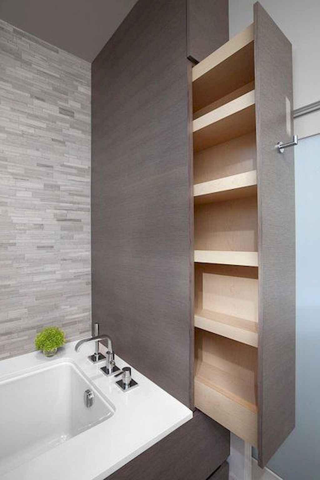 111 Brilliant Small Bathroom Remodel Ideas On A Budget (74)