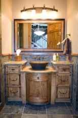 125 Brilliant Farmhouse Bathroom Vanity Remodel Ideas (28)
