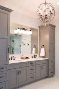 125 Brilliant Farmhouse Bathroom Vanity Remodel Ideas (6)