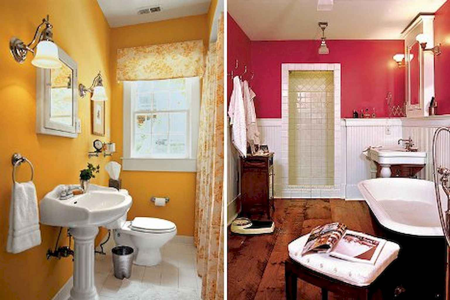 55 Cool and Relax Bathroom Decor Ideas (13)