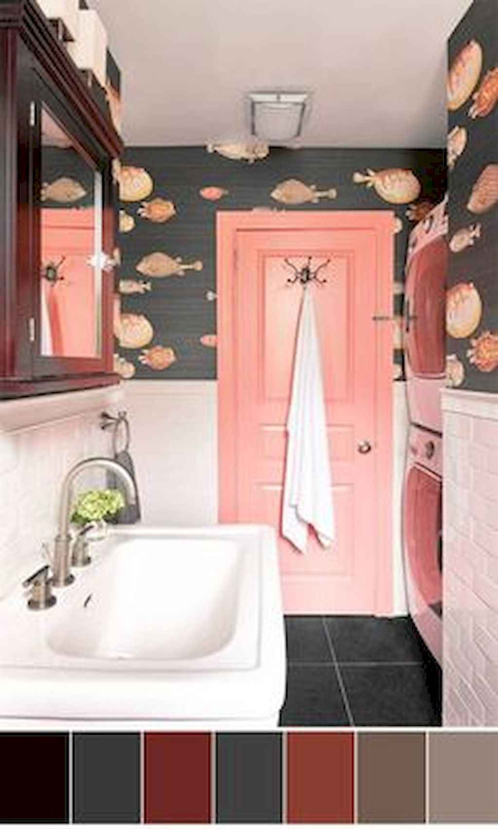 55 Cool and Relax Bathroom Decor Ideas (4)