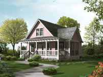60 Awesome Farmhouse Plans Cracker Style Design Ideas (5)