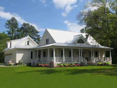 60 Awesome Farmhouse Plans Cracker Style Design Ideas (50)