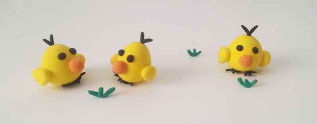 70 Easy To Try DIY Polymer Clay Figure Ideas (23)