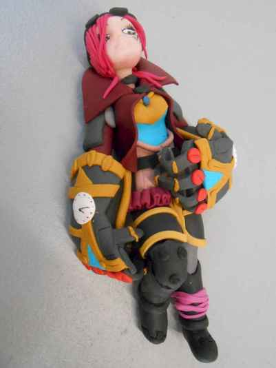 70 Easy To Try DIY Polymer Clay Figure Ideas (36)