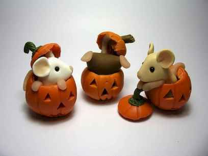 70 Easy To Try DIY Polymer Clay Figure Ideas (67)