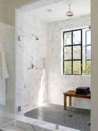 80 Awesome Farmhouse Tile Shower Decor Ideas (64)