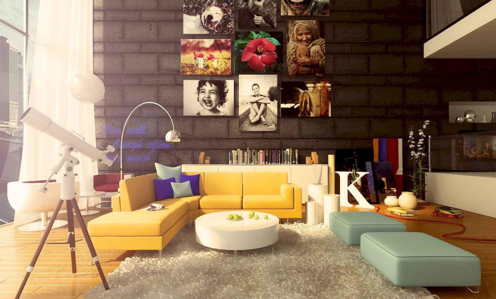 80 Elegant Harmony Interior Design Ideas For First Couple (12)