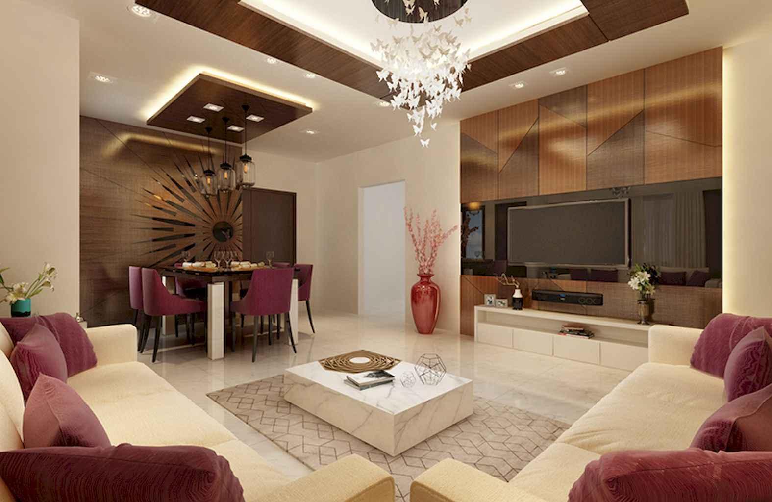 80 Elegant Harmony Interior Design Ideas For First Couple (2)