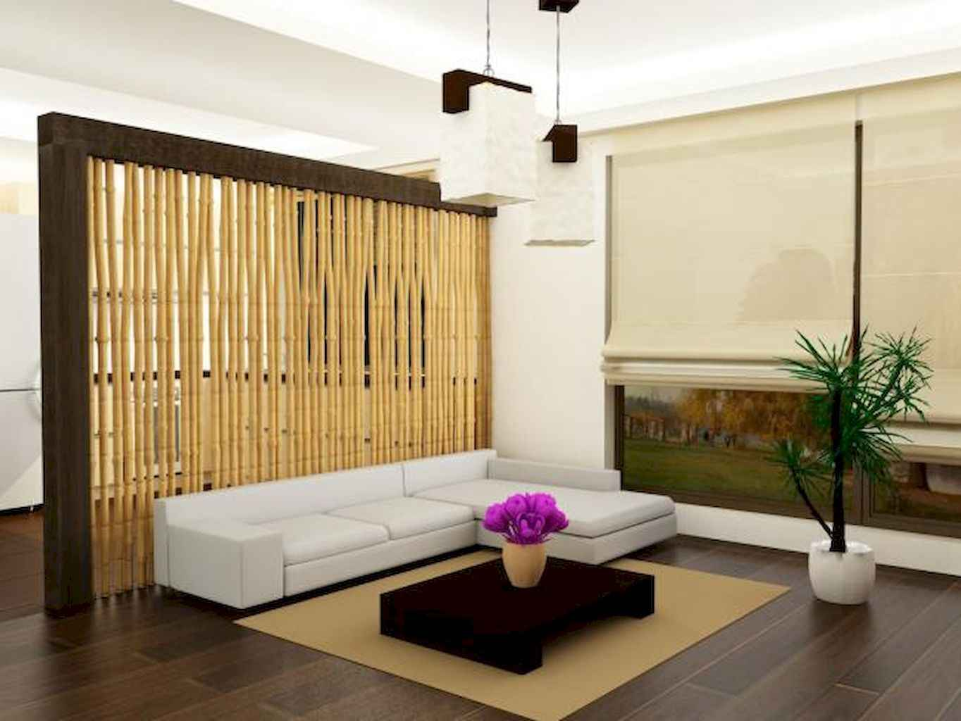 80 Elegant Harmony Interior Design Ideas For First Couple (41)