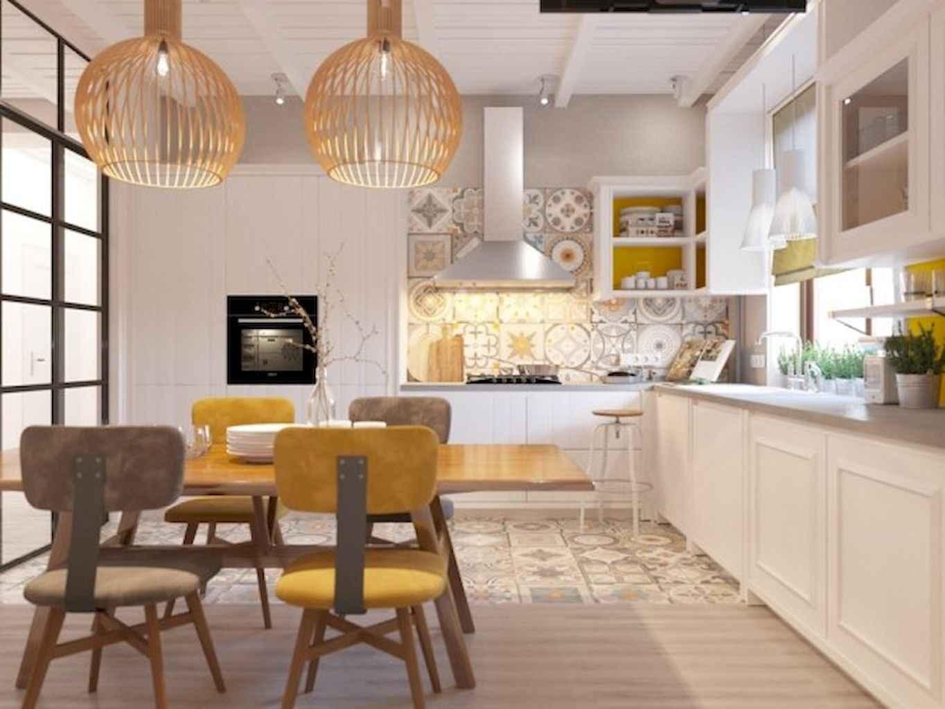 80 Elegant Harmony Interior Design Ideas For First Couple (51)