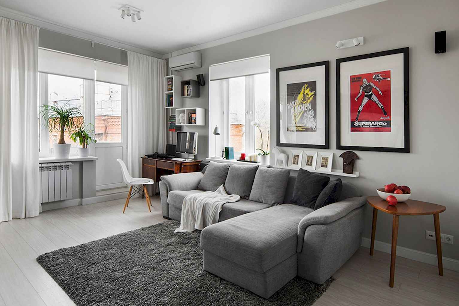 80 Elegant Harmony Interior Design Ideas For First Couple (62)