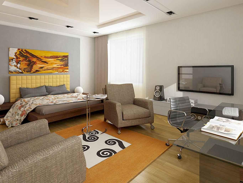 80 Elegant Harmony Interior Design Ideas For First Couple (65)