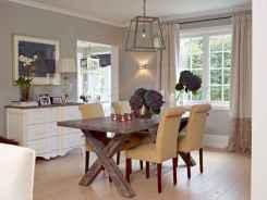 80 Stunning Apartment Dining Room Decor Ideas (32)