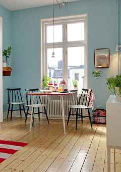 80 Stunning Apartment Dining Room Decor Ideas (58)