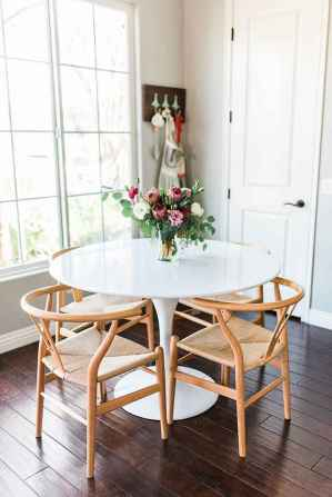 80 Stunning Apartment Dining Room Decor Ideas (7)