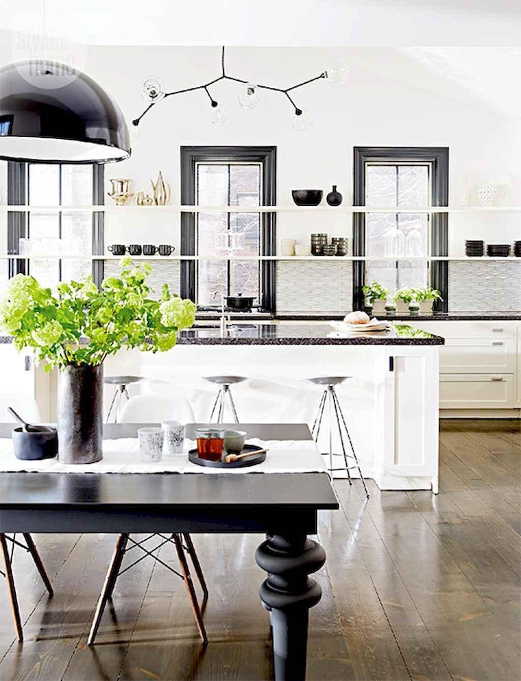 80 Stunning Apartment Dining Room Decor Ideas (9)