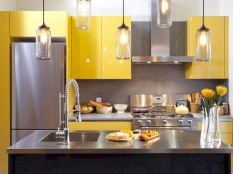 Top 40 Colorful Kitchen Cabinet Remodel Ideas For First Apartment (3)