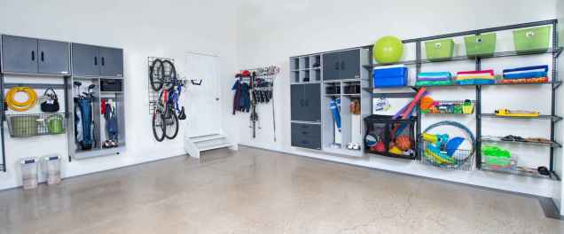 25 Awesome Garage Organization Design Ideas (17)