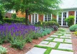 25 Brilliant Garden Paths Design Ideas (17)