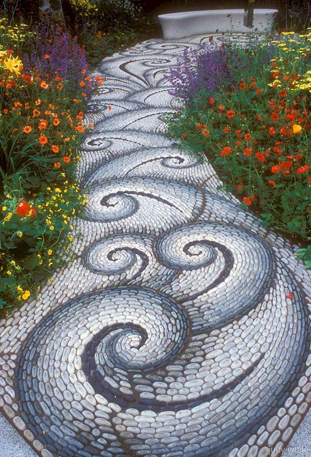 25 Brilliant Garden Paths Design Ideas (21)