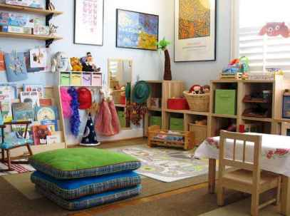 35 Amazing Playroom Ideas Decorations For Your Kids (13)