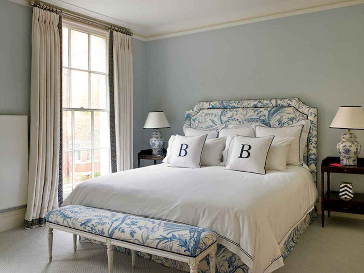 Best 25 Farmhouse Master Bedroom Decor Ideas (24)
