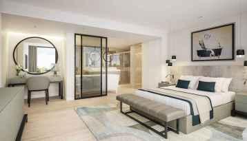 Best 25 Farmhouse Master Bedroom Decor Ideas (8)