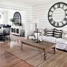 Best 30 Farmhouse Living Room Decor Ideas (19)