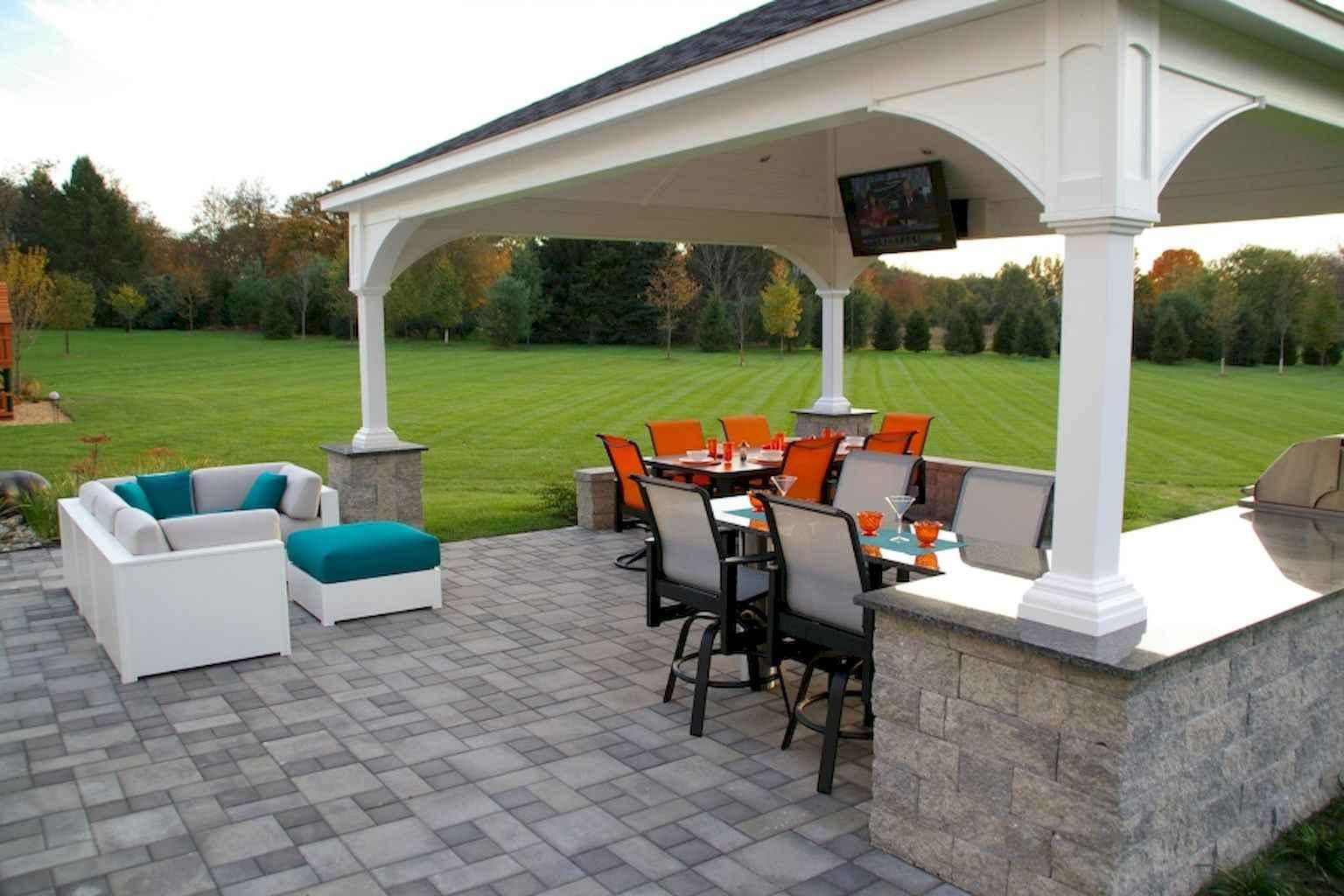 Top 25 Stunning Backyard Patio Design Ideas (19)