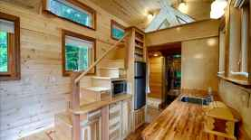 Top 30 Tiny House Interior Decor Ideas (21)