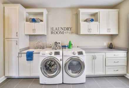 110 Best Laundry Room Design And Decor Ideas (31)