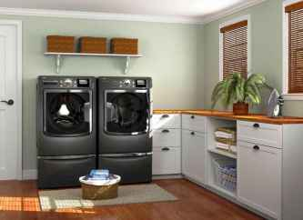 110 Best Laundry Room Design And Decor Ideas (43)