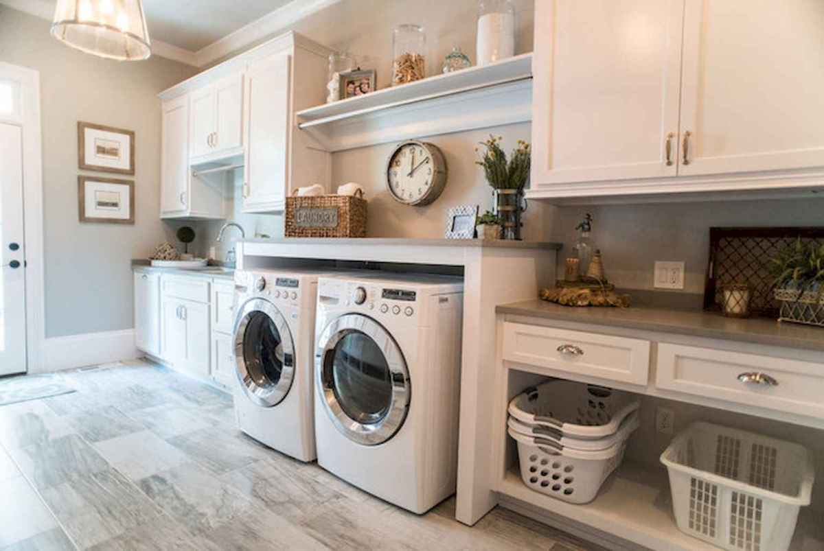 110 Best Laundry Room Design And Decor Ideas (48)