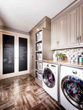 110 Best Laundry Room Design And Decor Ideas (79)