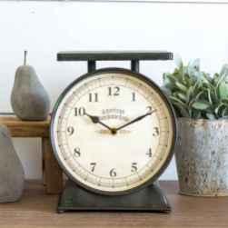 33 Best Industrial Farmhouse Clock Design Ideas (12)